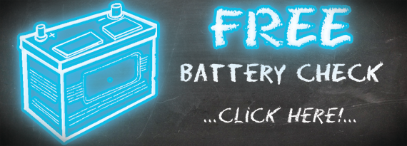Free Battery Check Greenbay, WI